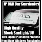 DAD Automotive Accessories JP Front Rear Car Sunshade Reflect UV Sun Light Window Lucifuge Pad Aluminium Junction Produce