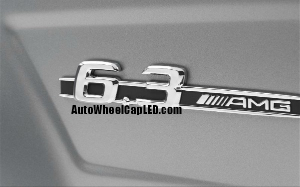 Mercedes benz 6 3 amg side emblem sticker badge pn a 000 for A mercedes benz product sticker