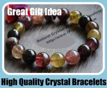 100% Natural Crystal Bracelets Accessories - iYouCrystal.com